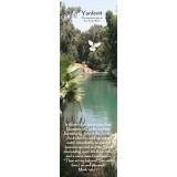 Jordan River Baptismal Site Bookmark