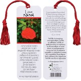 Love Scripture Bookmark From Israel