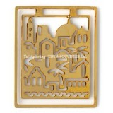 Jerusalem of Gold Bookmark