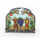 3D COLORFUL MAGNET- Grape Bearers