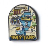 3D COLORFUL MAGNET-Holy Land