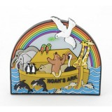 3D COLORFUL MAGNET- Noah's Ark