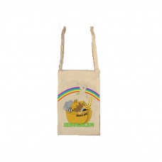 Jerusalem Colorful Noah's Ark Tote Bag